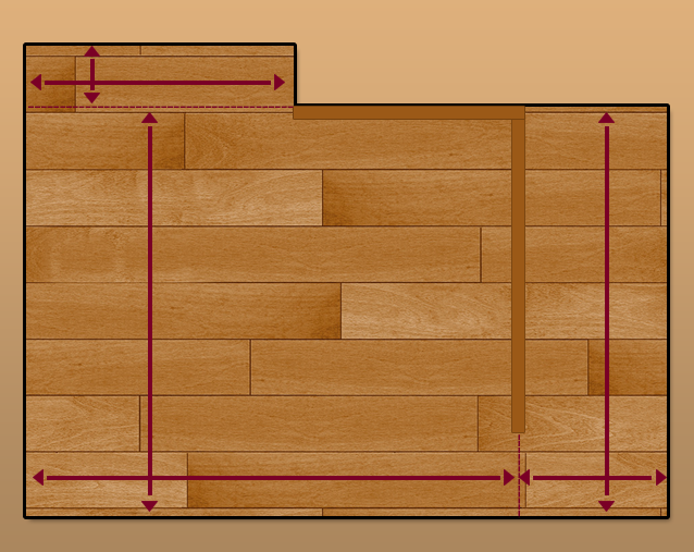 How To Measure A Room Imperial Wood Floors Madison Wi